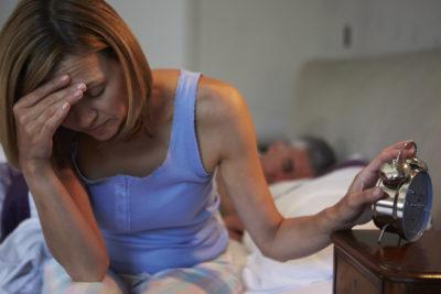 Скопление шлаков и токсинов - одна из причин бессонницы