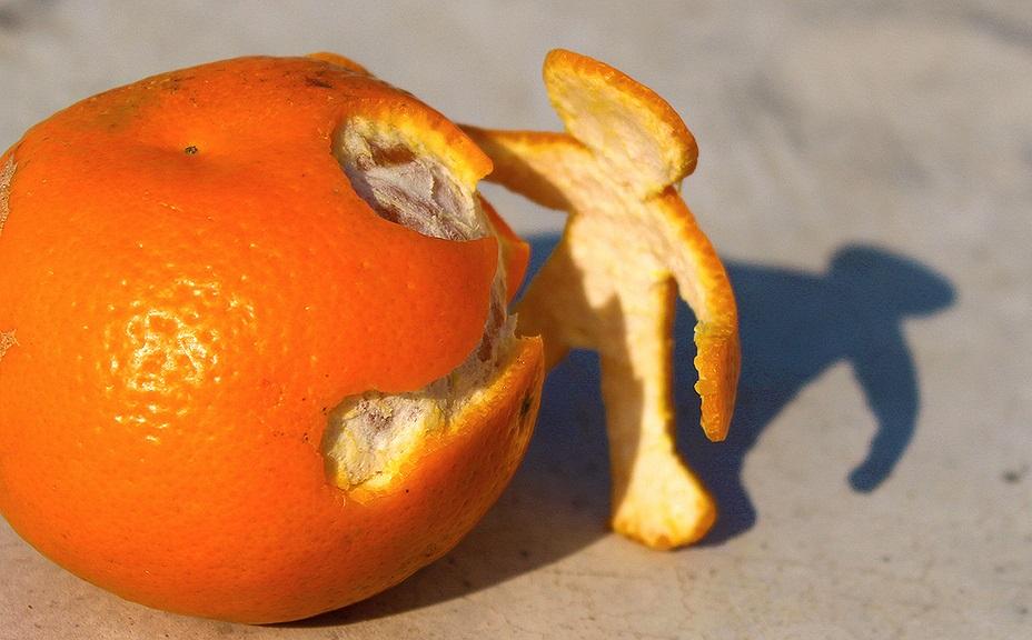 Польза апельсиновой цедры в комплексе