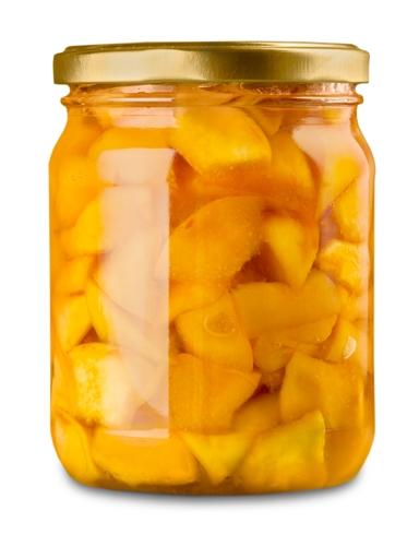 Пектин можно встретить в яблочном джеме или желе