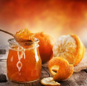 Пектин содержится в различных сладостях, вареньях