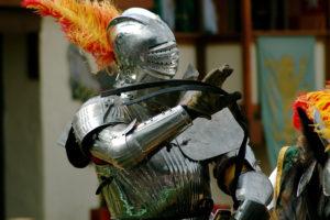 Тяжелые металлы в организме, картинка с рыцарем.