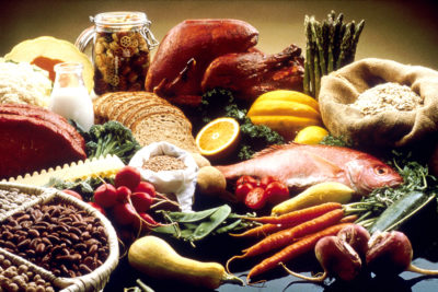 Здоровое питание каждый день - залог здоровой жизни