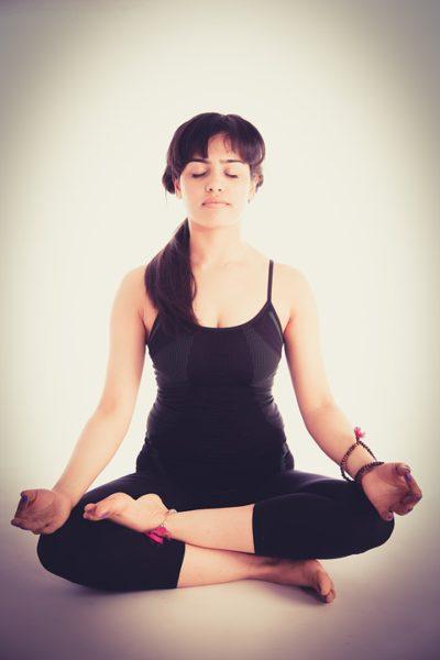 Дыхательные упражнения и йога