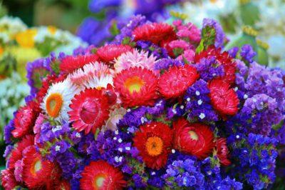 Купите себе букет цветов