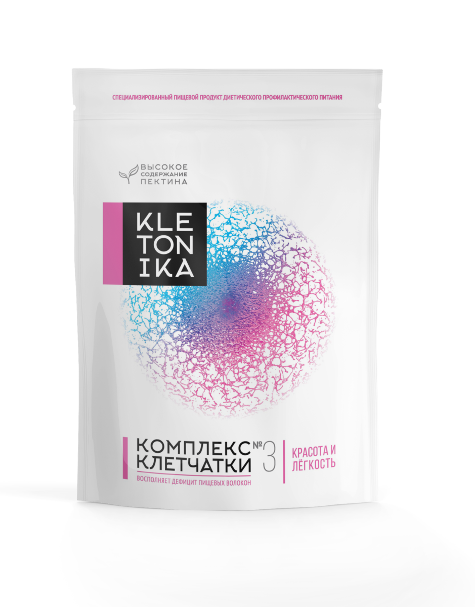 KLETONIKA - Комплекс клетчатки №3