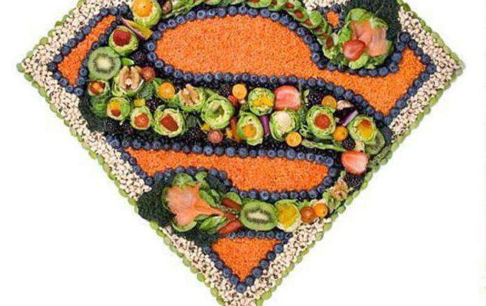 Здоровое питание. Популярные суперфуды 2018 года